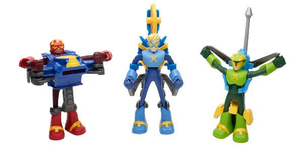 Not only has Hasbro's new animated series 'Stretch Armstrong and the Flex Fighters' started streaming on Netflix, but Hasbro has also released the first images of the new Stretch figures! […]