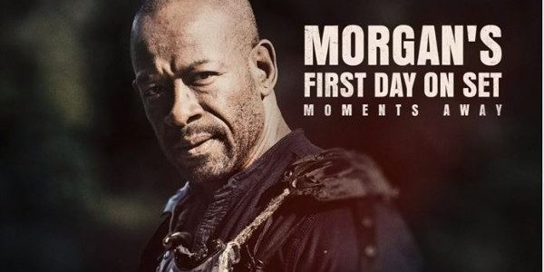 """AMC released today video and photos of Lennie James on the set of """"Fear the Walking Dead,"""" which is currently shooting its fourth season in Austin, TX. It was announced […]"""