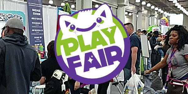 After a two year hiatus, Play Fair returns.  The second Play Fair kicked off at the Jacob K. Javits Convention Center this weekend and it was a much welcome return. […]
