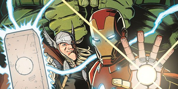 Marvel and comiXology Announce Avengers: Back to Basics The Next Exclusive ComiXology Originals Digital Series Coming to ComiXology Unlimited Available exclusively on comiXology and Kindle for $2.99 & free to […]