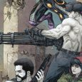 As first revealed at Comic Book Resources, Valiant is proud to present your first look inside BLOODSHOT SALVATION #6