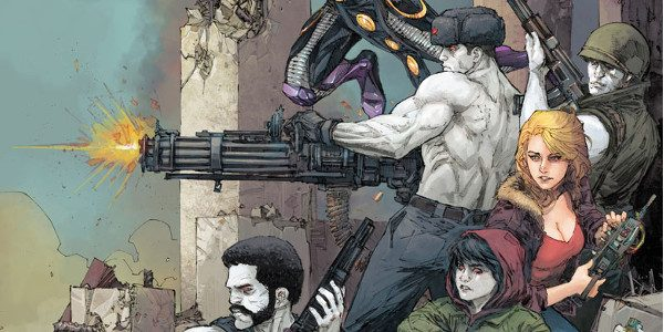 """As first revealed at Comic Book Resources, Valiant is proud to present your first look inside BLOODSHOT SALVATION #6 – the FIRST ISSUE of """"THE BOOK THE DEAD,"""" an ALL-NEW […]"""