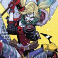 A festive issue of Batgirl featuring the very essence of Xmas Harley Quinn!