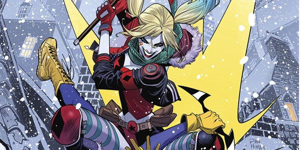 A festive issue of Batgirl featuring the very essence of Xmas Harley Quinn! Harley knows how to make an entrance and knows how to cause chaos, she leads Batgirl and […]