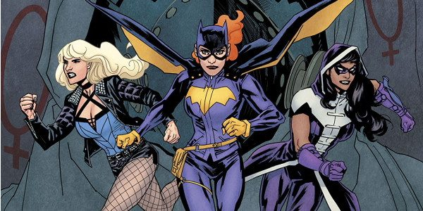 DC's Batgirl and The Birds of Prey #17 delivers lots of female hero action! And men need to beware! The new issue of this title, written by Julie Benson and […]