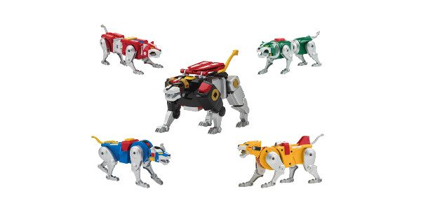 Playmates Toys, the master toy licensee for DreamWorks Animation's Voltron: Legendary Defender, which is now streaming on Netflix, to share information on an exciting addition to the toy line that […]