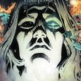 Scott Snyder and Greg Capullo are moshing through readers expectations left in right as events unfold in Dark Nights Metal issue 4.