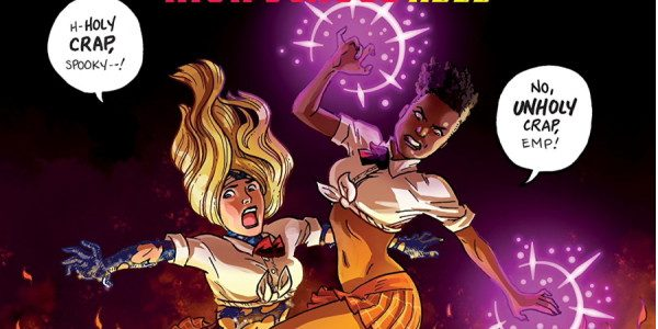 Dark Horse Comics: Empowered and Sistah Spooky's High School Hell. From a fun premise, does the promise come true? Let's see. The premise of this comic title from Dark Horse […]
