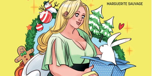 Faith's Winter Wonderland Special #1, from Valiant, harkens back to the Christmas Special comics of the past, starting with its cover. The cover, illustrated by French artist Marguerite Sauvage, is […]