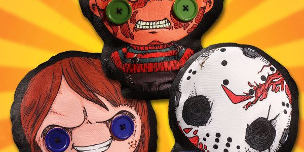 Mezco Toyz is proud to present Flatzos. A new kind of plush that is great for home decor, to rest your head or just cuddle up with and watch a […]