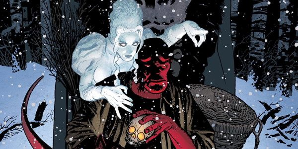 Hellboy: Krampusnacht, new from Dark Horse, is a monstrously fun tale of Christmas. Written by Mike Mignola, it's illustrated in fine style by Adam Hughes. This is a terrific comic […]