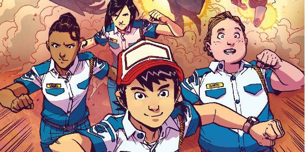 Acclaimed BOOM! Studios Series Debuts New Arc & CollectionTo Kick Off The New Year BOOM! Studios is proud to present a new look atMECH CADET YU #5, kicking off a […]