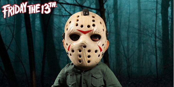 He's 15 Inches of Terror! Mega Scale Jason is Up For Pre-Order! Mezco Unleashes Mega Jason Friday The 13th Figure with Sound Feature He's terrorized Camp Crystal Lake, the Big […]