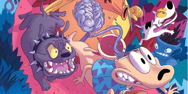 Get ready for a rocking' socking' read in BOOM's Rocko's Modern Life #1, from Nickelodeon! Everyone's favorite wallaby has his own comic book now, based on the popular Nickelodeon animated […]