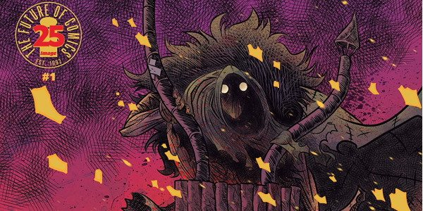 If you like a challenge, I challenge you to pick up issue 1 of Image's Rumble. It's like trying to walk in a blinding winter storm, with cars rumbling by, […]