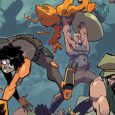 IDW's new GI Joe title, Scarlett's Strike Force introduces us to the new team.