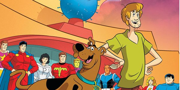 In issue 33 of Scooby Do Team Up, we meet the Legion of Super-Heroes! This all-agescourtesy of Sholly Fisch (writer), Dario Brizuela (artist) and Franco Riesco (colors) brings the Scooby […]