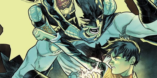 Messing about with timelines never bodes well for DC heroes but still, they continue to do it! Its future Batman Tim Drakes well-meaning turn now as he tries to avert […]