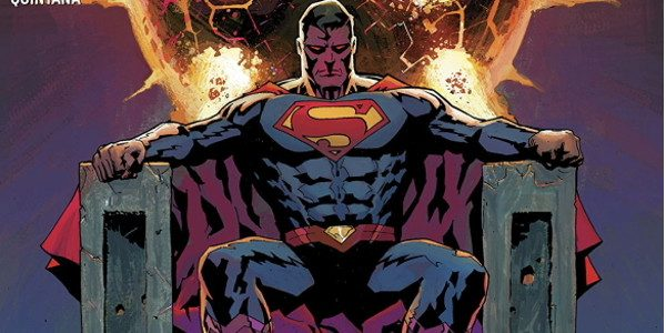 Tomasi and Gleason wrap up the Imperius Lex arc with Superman issue 36! All out war is spilling all over Apokolips, with Darkseid no longer in the throne, and the […]
