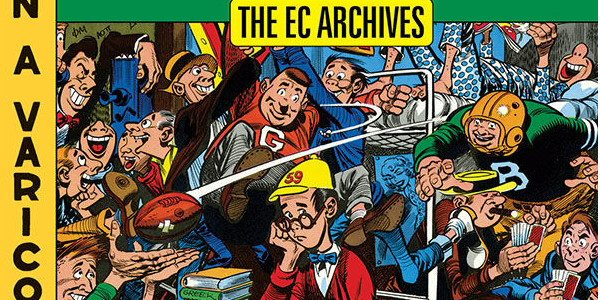 If you are a fan of 1950's MAD comics, this Dark Horse EC Archives PANIC Volume 2 will be just the thing. It is a jam-packed collection, consisting of the […]