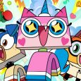 Cartoon Network is raging in the new year with the premiere of Unikitty!,a new series produced by Warner Bros. Animation, and based on the beloved character from The LEGO® Movie.