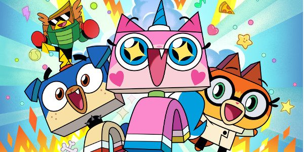 Cartoon Network is raging in the new year with the premiere of Unikitty!,a new series produced by Warner Bros. Animation, and based on the beloved character from The LEGO® Movie. […]