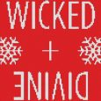 The first Christmas Annual for The Wicked and Divine, from Image, is all about sex.
