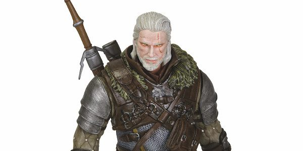 "Dark Horse Deluxe's Line of ""The Witcher 3"" Figures Expands Beginning With New Geralt Grandmaster Ursine Figure Following the smash success of Dark Horse's first line of The Witcher 3: Wild […]"