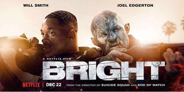 "SEE EXCLUSIVE FOOTAGE OF WILL SMITH, JOEL EDGERTON, NOOMI RAPACE AND DIRECTOR DAVID AYER IN THIS ACTION-PACKED FEATURETTE FOR THE NETFLIX FILM BRIGHT LAUNCHING WORLDWIDE THIS FRIDAY, DECEMBER 22ND "" […]"