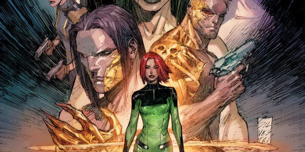 Overseen by creator Marc Silvestri (WITCHBLADE), writers Matt Hawkins (WARFRAME, THINK TANK) and Bryan Hill (BONEHEAD, POSTAL) and artist Atilio Rojo (SAMARITAN) will relaunch the classic series CYBER FORCE this […]