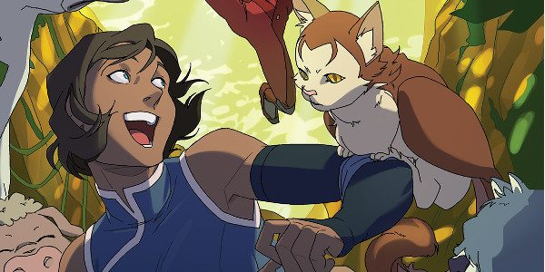"""Amazing Stories for All-Ages! """" order_by=""""sortorder"""" order_direction=""""ASC"""" returns=""""included"""" maximum_entity_count=""""500″] On May 5, 2018, Dark Horse Comics is excited to feature all-ages stories from Nickelodeon'sThe Legend of Korraand Nintendo'sARMSfor our Free […]"""