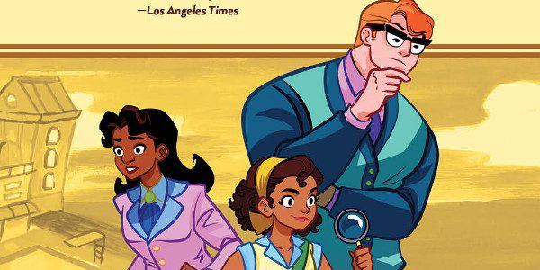 Fox is in development on a new family film franchise that has echoes of NANCY DREW and ELOISE, with Rashida Jones and Kerry Washington teaming up with graphic novel publisher […]