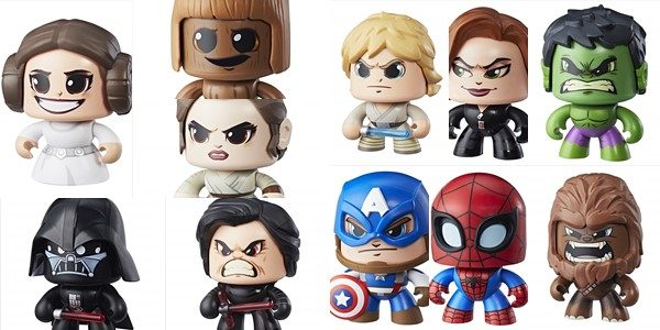 Hasbro is excited to announce that the new Hasbro Mighty Muggs are now available for online pre-order at most major retailers. Fan-favorite characters from both Marvel and Star Wars are […]