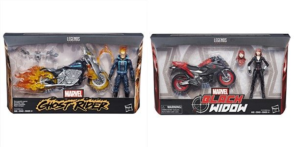 Hasbro Pulse revealed a first look at the packaging for new Marvel Legends Series 6-inch vehicles on their Instagram last month, and they are excited to share official images with […]
