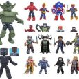 New Marvel Animated Minimates are now at Walgreens!