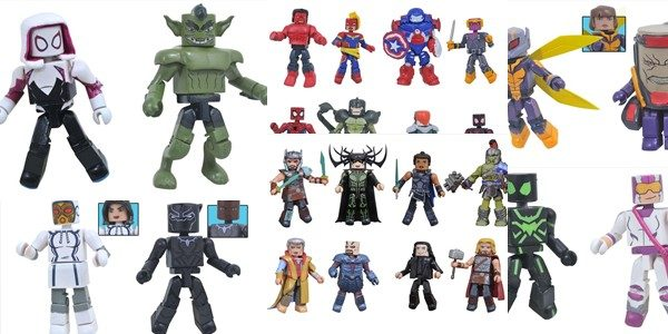 New Marvel Animated Minimates are now at Walgreens! Spider-Man and Captain Marvel headline Series 7 of the exclusive mini-figure line only available at Walgreens stores, and now that they're popping up across North America, […]