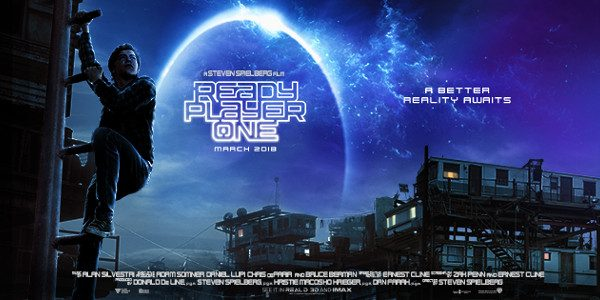 """Warner Bros Pictures has released the trailer for READY PLAYER ONE. From filmmaker Steven Spielberg comes the science fiction action adventure """"Ready Player One,"""" based on Ernest Cline's bestseller of […]"""