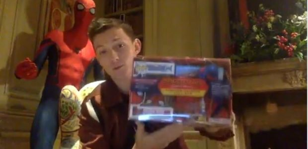 Join Spider-Man This Holiday and Share in the Gift of Giving! Official Spider-Man™: Homecoming Suit Hits the Auction Block Today to Benefit the Marine Toys For Tots Program Spider-Man™: Homecoming […]