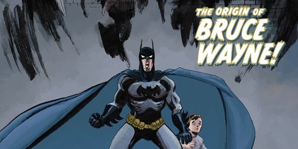 Wow! A total 180 from the past few issues. Those were superb because they were so lighthearted and showed a normalcy to Batman you don't always see. This issue is […]
