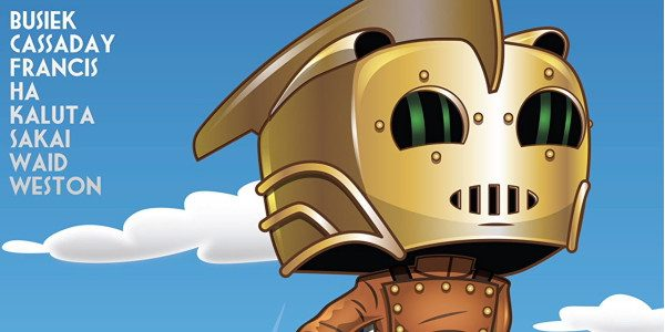 The Rocketeer gets his own comic of collected short stories, as IDW publishes The Rocketeer, Best of Rocketeer Adventures, Funko Edition. This comic consists of 5 short stories featuring The […]