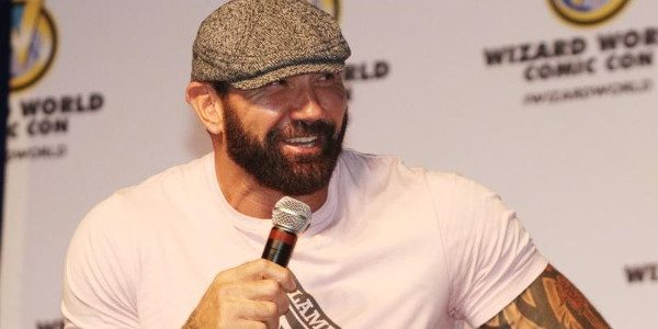 """'Drax the Destroyer' To Appear Saturday at Three Of Wizard World's Longest Running Events Dave Bautista, who wowed fans as """"Drax the Destroyer"""" in Guardians of the Galaxy in 2014 […]"""