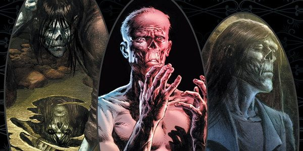 IDW collects the first three issues of Frankenstein Alive, Alive in a trade volume, leading to an upcoming release of the title's issue 4. This volume, written by Steve Niles […]