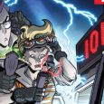 """The """"Answer the Call"""" crew work alongside the original 'busters in New Graphic Novel Collection"""