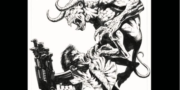 IDW continues reprinting the work of Bernie Wrightson with The Monstrous Collection! This new collection puts together the works of Steve Niles (writer) and Bernie Wrightson (artist), and in doing […]