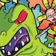All-New Rugrats Special Comic Celebrates Your Favorite T-Rex in April 2018