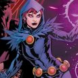 Raven is an awesome character and this issue delves a little deeper into her mindset.