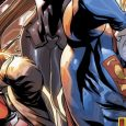 Bizarro is hiding something, big. The others cant find out and he will go to great lengths to ensure that they don't.