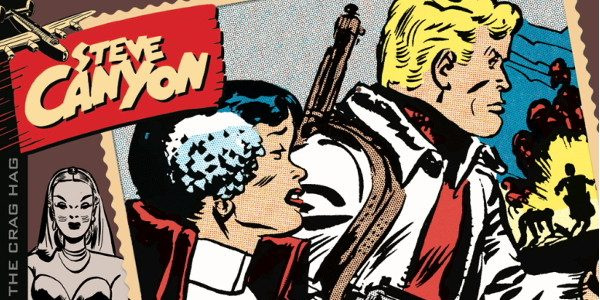 With Volume 8, IDW's continuing series of reprints of the Complete Milton Caniff Steve Canyon strip enters the early 1960's. Specifically 1961-1962. The extensive foreword by Bruce Canwell sets the […]