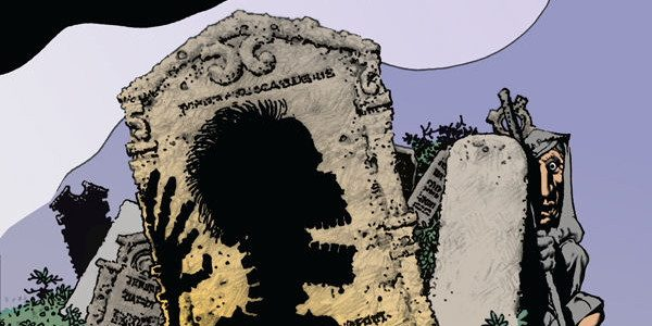 With Dark Horse Books' Shadows On The Grave, Richard Corben returns! This new collection of Corben's recently published comic series is a big big one. For the most part, it's […]