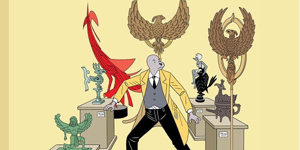"It's animals and birds as spies, as Image Comics collects the first 4 issues of Spy Seal, ""Britain's slickest secret agent""! Spy Seal, (yes, he is a seal) working with […]"